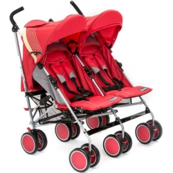 Coche Bebe Glee A1010 Doble