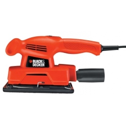 Lijadora Black+decker Cd455 Orbital 138w