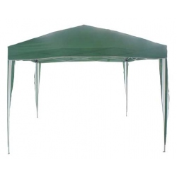 Gazebo Plegable Laury 3 X 3 Mts Dp-005 Verde