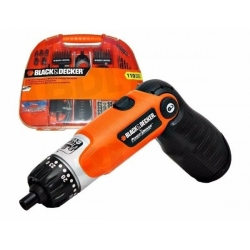 Atornillador Black+decker Fdx100