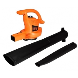 Sopladora Electrica Black+decker Bv25