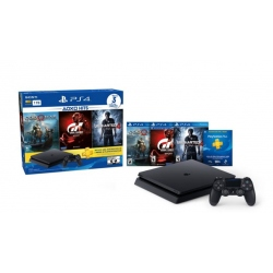 Play Station 4 Sony Hits Bundle 1 Tb + 3 Juegos