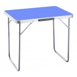 Mesa Camping Outdoors Ly001 Azul