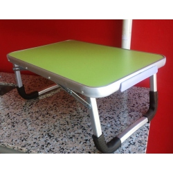 Mesa Portatil Outdoor Para Escritorio Ly002 Verde