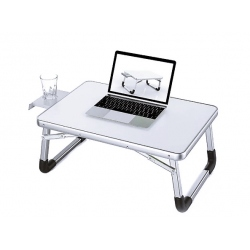 Mesa Portatil Outdoor Para Escritorio Ly002 Blanco