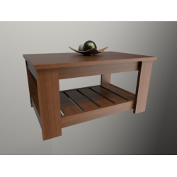 Mesa Living Tables 2002 Caoba