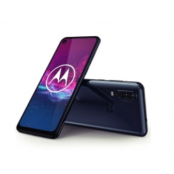 Celular Motorola One Action Gris