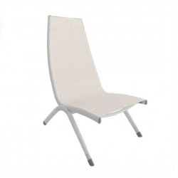 Silla Laury Textileno Be-40425t Beige