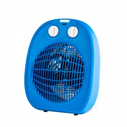 Caloventor Electrico Steel Home Ic-01 Azul