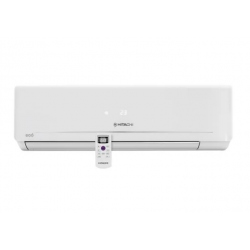 Aire Split 2500w Frio Calor Hitachi Eco