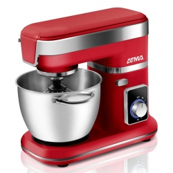 Batidora Pie Atma Bp8753re Con Bowl Rojo