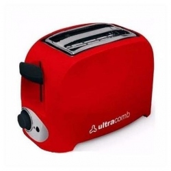 Tostador Electrico Ultracomb To-4005 750w